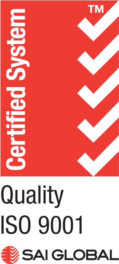 Certified System Quality ISO 9001